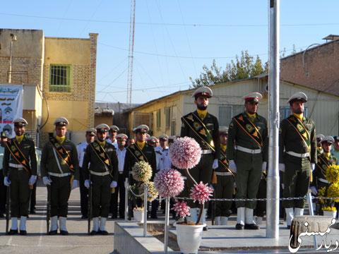 آغاز هفته ی نیروی انتظامی در ممسنی