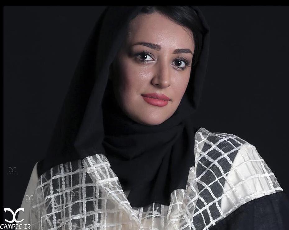 مصاحبه و عکسهای محبوبه میرسعید + دلیل ممنوع التصویر بودن