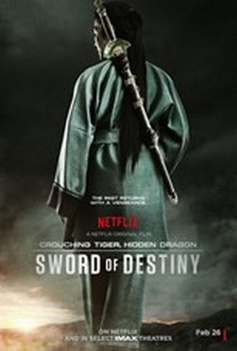 دانلود فیلم Crouching Tiger Hidden Dragon Sword of Destiny 2016