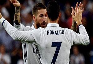 نتیجه بازی امروز رئال مادرید و ایبار 11 مهر 95 گلها و خلاصه