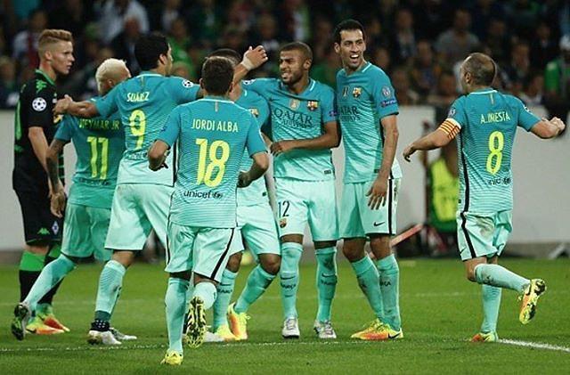 نتیجه بازی دیشب بارسلونا و سلتاویگو 11 مهر 95 | گلها و خلاصه
