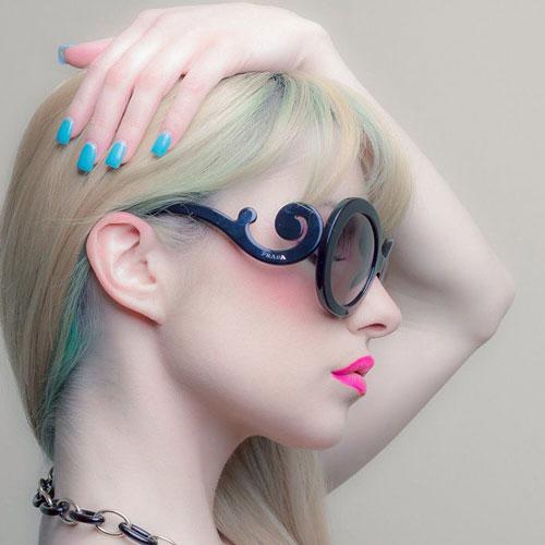 عینک زنانه مارک پرادا