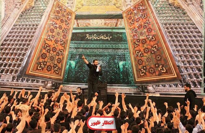دانلود مداحی « حاج حسین سیب سرخی » 10 شب کامل - محرم 1395