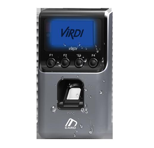 دستگاه کنترل تردد مدل Virdi AC2100