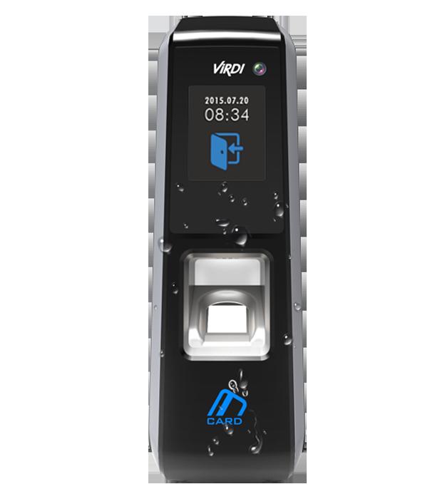 دستگاه کنترل تردد اثر انگشتی Virdi AC2200