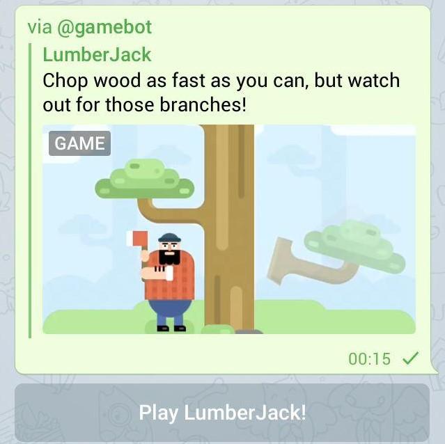 ربات بازی تلگرام