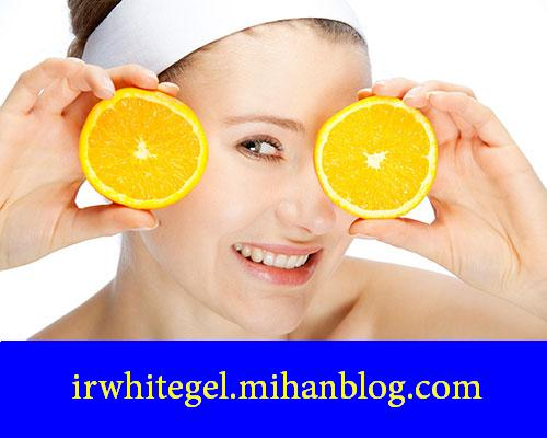 سفید کردن پوست با روش های طبیعی,سفیدکننده پوست ایموشن