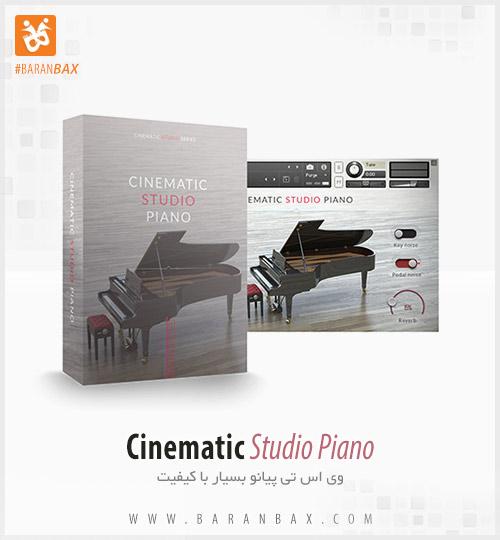 دانلود وی اس تی پیانو Cinematic Studio Piano