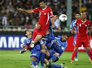 نتیجه بازی ایران و ازبکستان 15 مهر 95