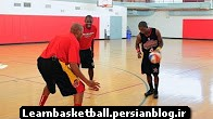 how to double crossover dribble _ basketball