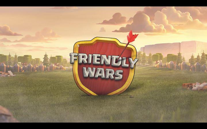 جنگ های دوستانه بین کلن ها