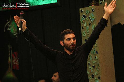 محمد حسین حدادیان فاطمیه