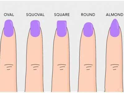 آیا میدانید چه مدل ناخنی به دست شما می آید؟