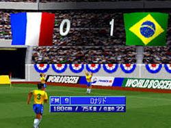 دانلود بازی Winning eleven 2001 پلی استیشن PS1