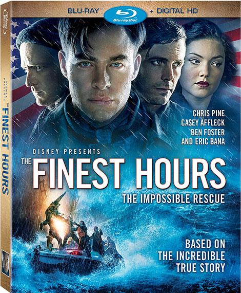 دانلود فیلم ساعات طلایی با دوبله فارسی The Finest Hours 2016