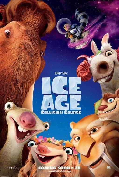 دانلود انیمیشن عصر یخبندان 5 با دوبله فارسی Ice Age 2016