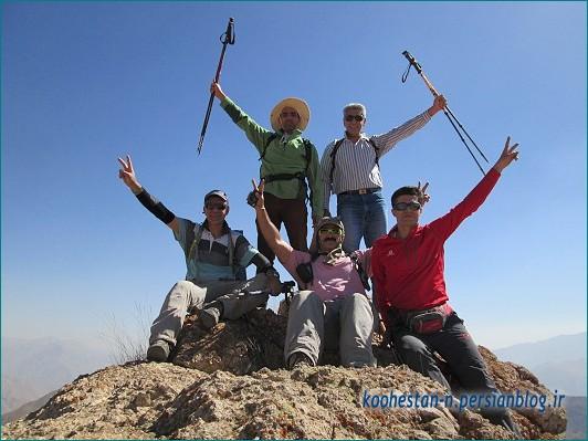 قله الله بند کوچک - گروه نشاط زندگی
