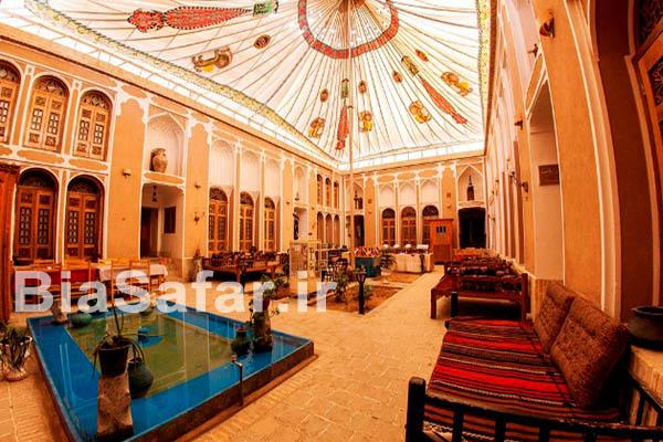 هتل فهادان کیش