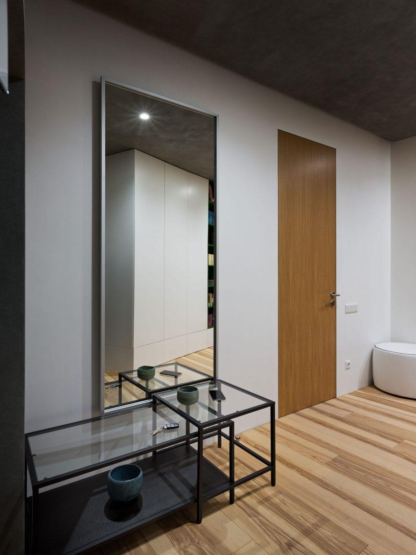 طراحی و رنگ بندی زیبا آپارتمان2