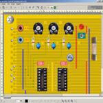 دانلود نرم افزار الکترونیکی ABACOM LochMaster
