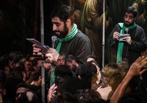 دانلود گلچین مداحی سید مجید بنی فاطمه شب نهم محرم 95 در هیئت ریحانه الحسین