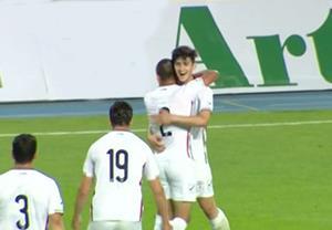 فیلم گل سردار آزمون به کرهجنوبی | 20 مهر 95 | مقدماتی جام جهانی 2018
