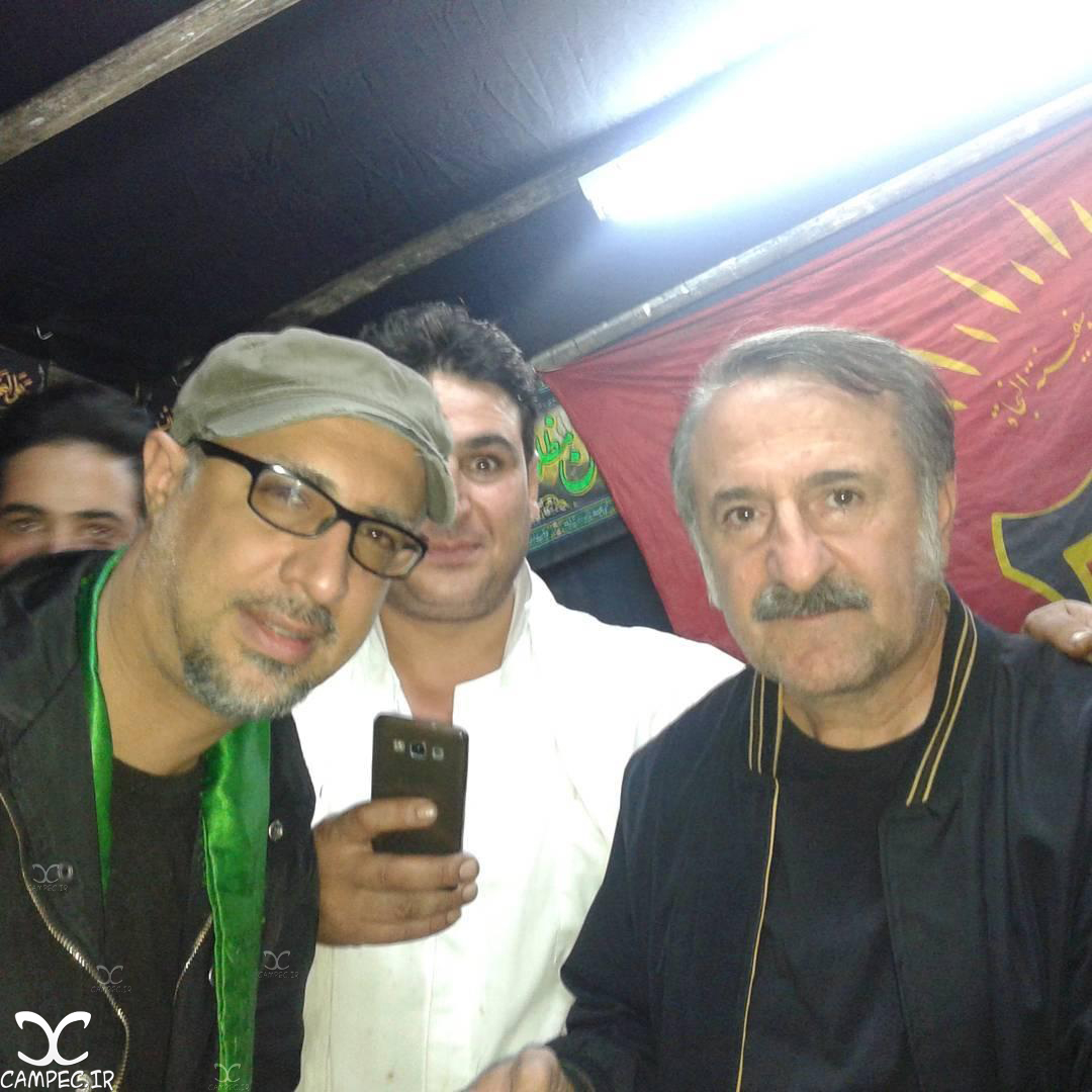 [blocked]مهران رجبی در محرم سال 95