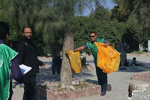 شور و شعور حسینی هم آوا با فرهنگ زیست محیطی