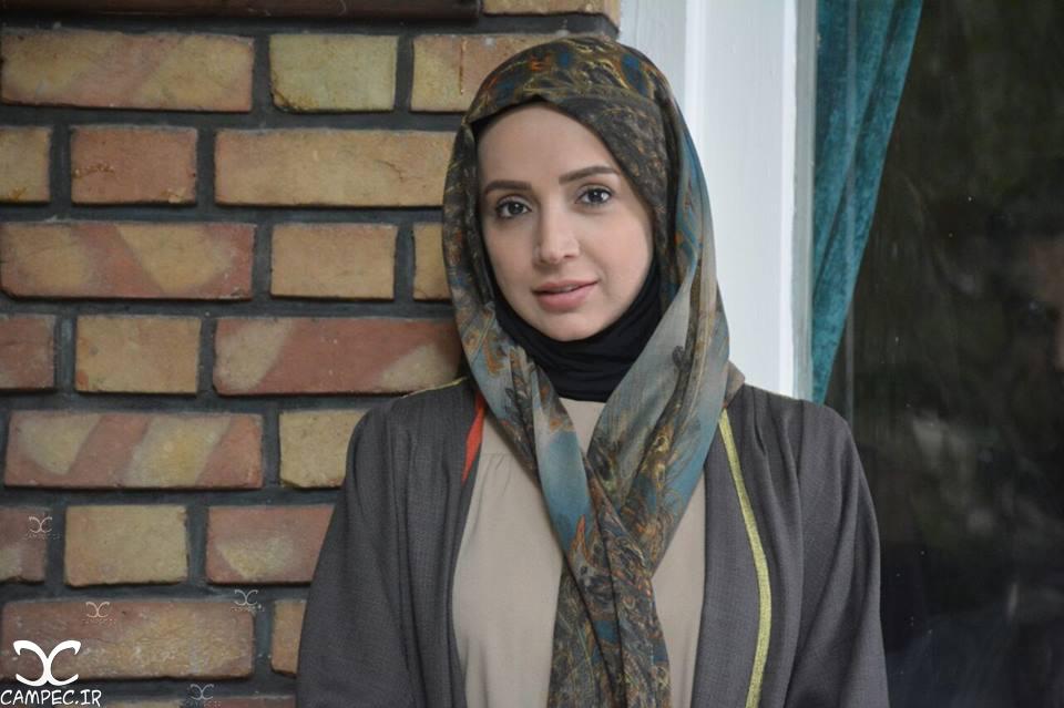 شبنم قلی خانی بازیگر نقش یکتا سریال هشت و نیم دقیقه