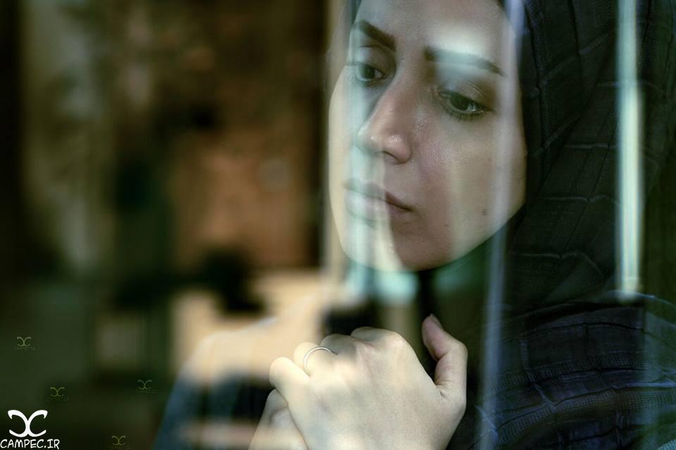[blocked]شبنم قلی خانی بازیگر نقش یکتا سریال هشت و نیم دقیقه