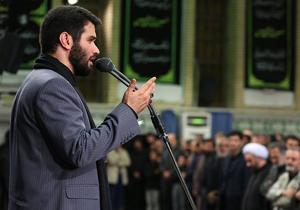 دانلود مداحی شام غریبان محرم 95 حاج میثم مطیعی با حضور رهبر در حسینیه امام خمینی (ره)