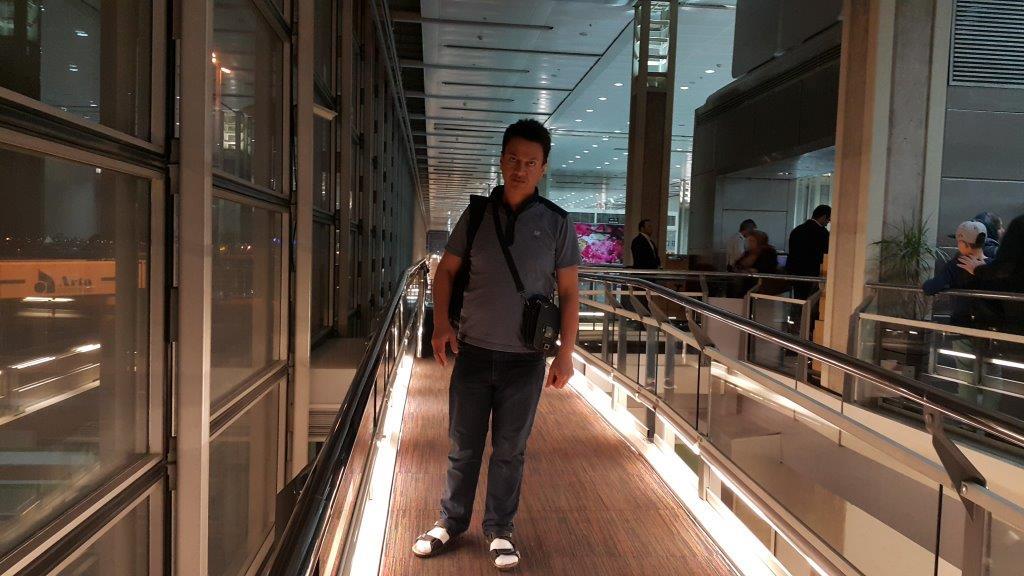 مجتبی هداوند -سفرنامه مالزی