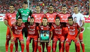 ساعت بازی پرسپولیس و نفت تهران | 24 مهر 95 | فیلم و نتیجه