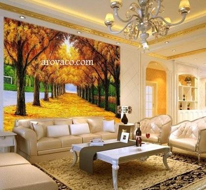 کاغذ دیواری پوستری طرح منظره image