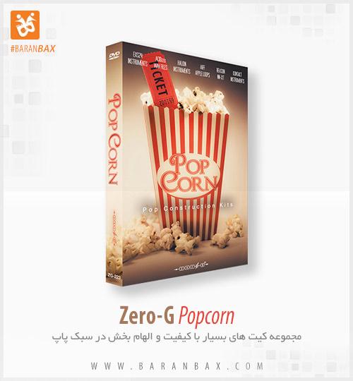 دانلود مجموعه کیت سبک پاپ Zero-G Popcorn