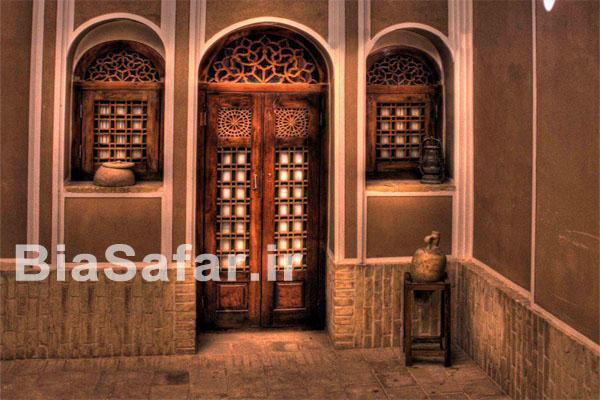 هتل سنتی لب خندق یزد