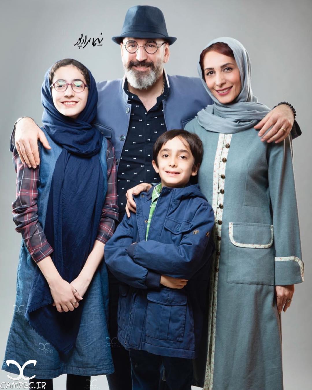بیوگرافی و عکسهای صالح میرزاآقایی