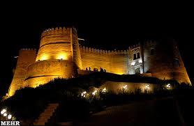 مقاله معماری بررسی و شناخت قلعه فلک الافلاک لرستان