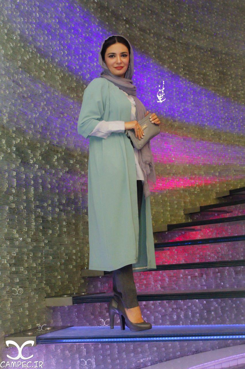 لیندا کیانی در اکران فیلم سیانور