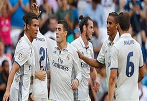 نتیجه بازی رئال مادرید و لژیا ورشو 27 مهر 95 گلها و خلاصه