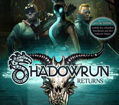 ترینر بازی بازگشت سایه هدایتگر Shadowrun Returns 2013