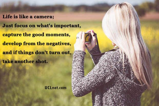 نقل قول بزرگان در مورد زندگی - Life Quote