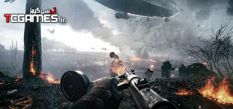 ترینر سالم بازی Battlefield 1