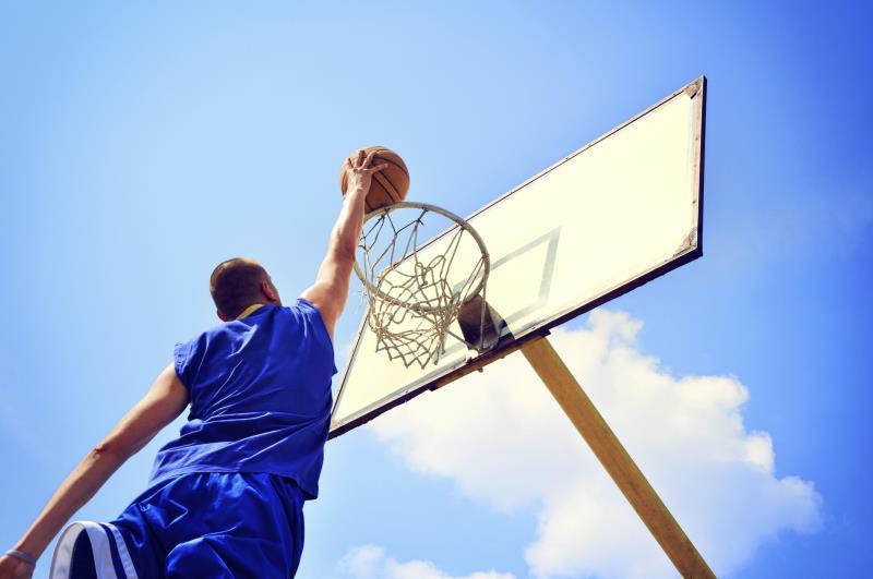 افزایش پرش در بسکتبال