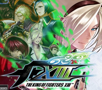 ترینر بازی The King Of Fighters XIII Trainer +5 V1.0 MrAntiFun