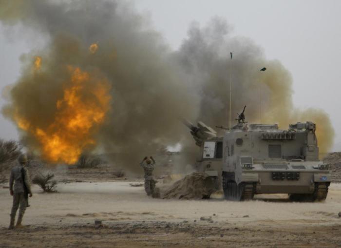 کشته شدن 20 نظامی عربستان در یمن