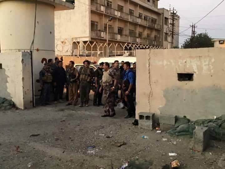 تعداد شهدای ایرانی حادثه تروریستی کرکوک