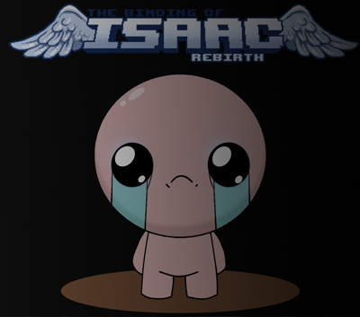 دانلود کرک بازی The Binding Of Isaac Rebirth