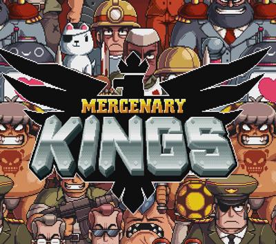 دانلود ترینر بازی پادشاهان مزدور Mercenary Kings