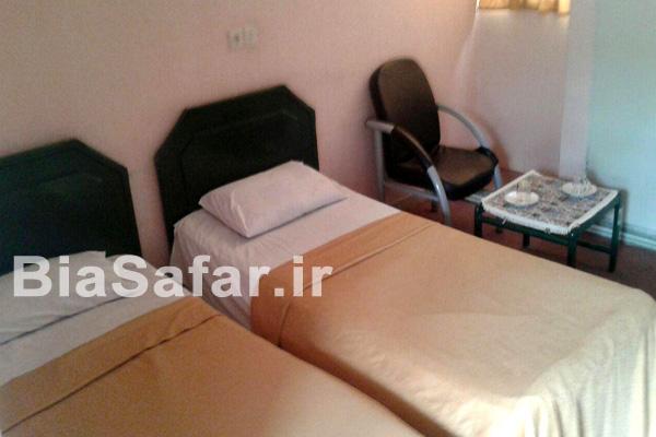 هتل ثلاثی یزد